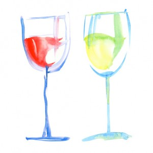 Drink wine and paint your own masterpiece in St.Mary's County with Wine & Design!